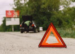 10 cosas que debe hacer después de un accidente de tráfico (Parte 2)